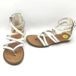SIZE 1 Y Blowfish, Gladiator Sandals EUC